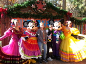 Fun at Disney during the holidays