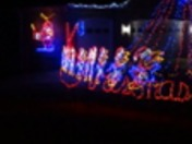 Jayhawk Xmas Lights