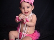 Aria Marie Hernandez | 1st Birthday | 12/12/13