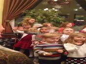 Merry Christmas - caroling at Eskaton Lodge Granite Bay