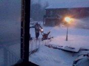 Dannemora snow storm december 2014