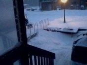 dannemora ny snow  storm 2014
