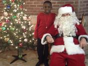 Raymon w/Santa