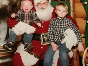 Our visit to Santa
