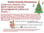 Baker Family Christmas - Cranberry Township