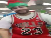 Santas Little Helper at CVS