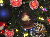 My Christmas Tree Decoration And Door Decoration