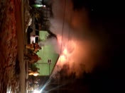 House fire in Bridgton ME forest ave 8 pm