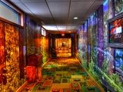 different hallway