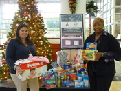 "NCCI Employees ""Share the Spirit"" During Their Holiday Collection"
