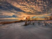 White Desert of Canada