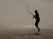 Kelp Skipping