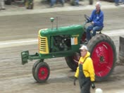 2015 PA Farm Show antique tractor pull