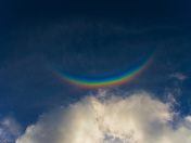 "Sundog? ""Upside Down Rainbow"""