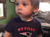 jj rooting for the Pats