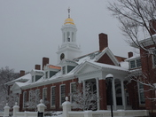 Groton School Schoolhouse earlier ~ Stephen Titus