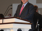 Governor Mike Huckabee speaking in Kansas City on 1/25/15