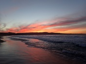 The Beautiful Monterey Bay(Sunset) RG