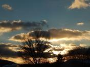 Last Night's Sunset!