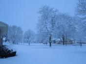 winter wonderland in boone, iowa