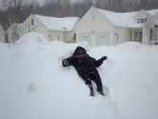 SNOW STORM 2/2/15 MONDAY.