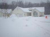 2/2/15 Monday Snow storm Connecticut.