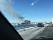 I80 East near E 14th, multi-car accident this morning around 10:40AM
