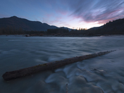 Chilliwack River Sunset