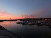 Dawn at Dockside
