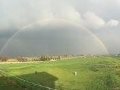 Oakdale-Waterford rainbow