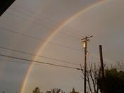 Double Rainbow off Grantline Rd