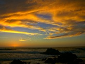 Sunset at Asilomar
