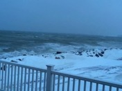Hull MA 6:55AM Blizzard