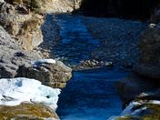 Spring at Elbow Falls