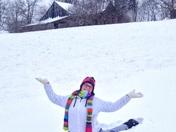 Snownastics anyone?