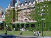 The Empress hotel (Victoria, BC)