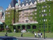The Empress hotel (Victoria, BC)