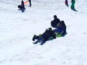 Snow day fun! @ GORC in AA Co.