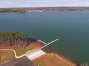 Aerial View of Green Pond Landing - Site of 2015 BassmasterClassic