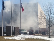 Nevada Apartment Fire