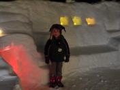 Snow Fort.