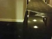 floors are flooded at dorsey ridge