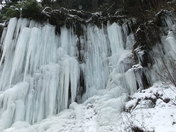 Beautiful Icicles in Manning Park 1