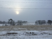 Snowing With Sunshine