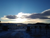 Beautiful February morning, 2-25-15