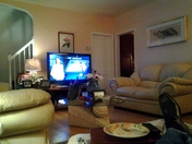 Watching WBAL at my home