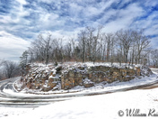 An Arkansas Roundabout - Mount Magazine State Park - Winter Feb 24, 2015