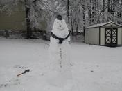 Ronald snowman