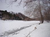 New River, Piney Creek, NC