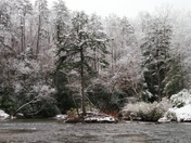 Snowy Little River